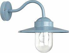 KS Verlichting Dolce Wandlampe Blau