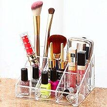 KSUNGB Kosmetik Pinsel Eimer Badezimmer Make-up