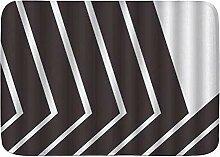 kThrones Badematte Teppich Action Abstraktion mit