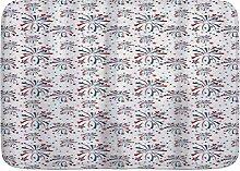 kThrones Badematte Teppich Amerikanische Feste mit
