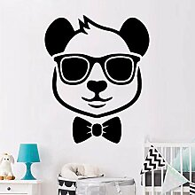 KTTO Pretty Panda wandaufkleber Selbstklebende