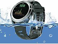 KTYX Smart WiFi Bluetooth Schritt Herzfrequenz GPS
