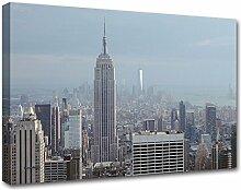Kuader New York Und Seine Türme Bild Druck Auf