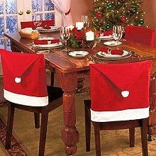 kuaetily Weihnachten Dining Stuhlhusse