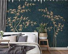 Kuamai 3 D Tapete Für Wände 3D Bambus Wald