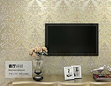 Kuamai 3D-Damaskus Tapete Wohnzimmer Sofa Tv
