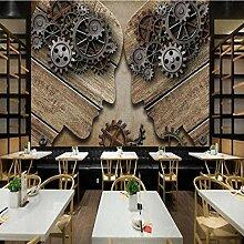 Kuamai 3D Fototapete Für Wohnzimmer Kaffee Shop