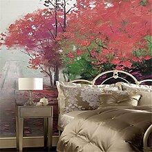 Kuamai Angepasste Moderne 3D Wallpaper Wandbild 3D
