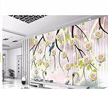 Kuamai Anpassen Tapete Für Wände 3 D
