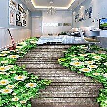 Kuamai Benutzerdefinierte Boden Wandbild Tapete