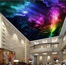 Kuamai Benutzerdefinierte Fototapete 3D Himmel