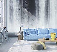 Kuamai Moderne Wasserkorn Tapete Für Wohnzimmer