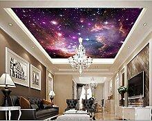 Kuamai Schöne Sternenhimmel Große Tapete Für
