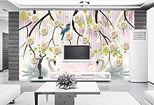 Kuamai Tapete Für Wände 3D Stereoskopische
