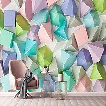 Kuamai Tapete Für Wände Geometrisches Modernes