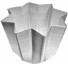 Kuchen-Backform für Panettone, Aluminium, 1kg