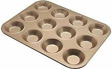 Kuchenform Backblech Tablett Muffin Cupcake