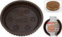 Kuchenform Backform Cookieform für XL Cookies