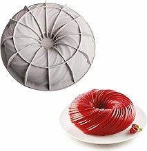 Kuchenform Backformen Tortenbodenformen Wirbelform