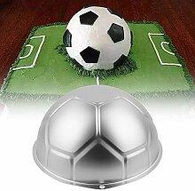 Kuchenform, große 3D Fußball Ball Geburtstag