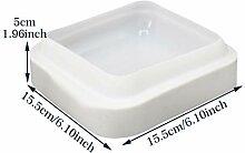 Kuchenformen Quadrat GEM-förmige Silikonformen