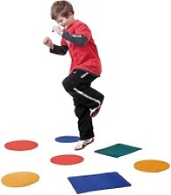 Kübler Sport® Teppichfliesen Set, 16-teilig