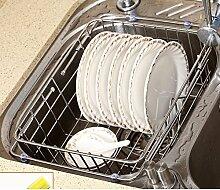 Küche abfluss Korb entleeren Edelstahl küche