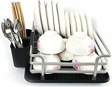 Küche Abtropfgestell Geschirr, Aluminium