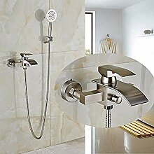 Küche Bad Wand Waschbecken Duscharmatur mit