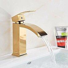 Küche Bad Wasserhahn, Wasserfall Waschbecken