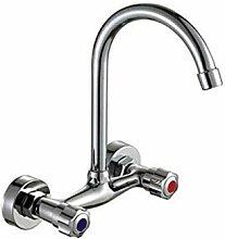 Küche Bad Wasserhahnwasserhähne Mixer Swivel