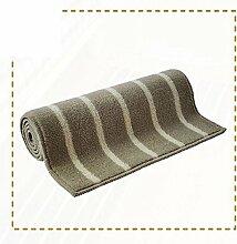 Küche Bar Matte/Fußmatte/Eingang Diele Bad WC wasserabsorbierenden Fußmatte an der Tür-A 65x150cm(26x59inch)