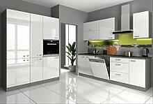Küche Bianca I 240 + 160 cm Küchenzeile