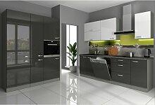 Küche Bianca IV 240+160 cm Küchenzeile in