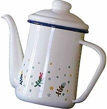 Küche Catering Teekanne Keramik Kessel leicht zu