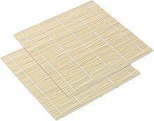 Küche DIY Sushi-Set Bambus Rollmatten Reis