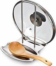Küche eckregal Küchenregal deckel rack mit