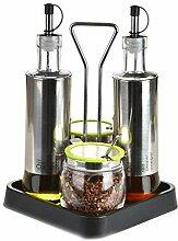 Küche Gewürzglas Glas Öl Topf Essig Topf