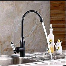 Küche-hähne Schwarz Bad Armatur Waschbecken