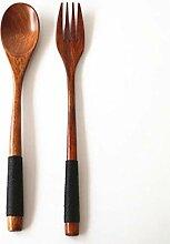 Küche Holz Bambuslöffel Kochutensilien Werkzeuge