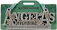 Küche Kleiderbügel 482.828.676,2cm Angela