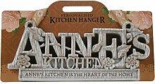 Küche Kleiderbügel 482.828.683,8cm Anne