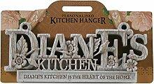 Küche Kleiderbügel 482.828.765,1cm Diane