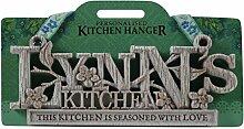 Küche Kleiderbügel 482.828.963,2cm Lynn