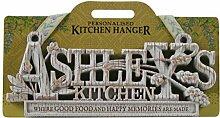 Küche Kleiderbügel Küche Plaque-Ashley