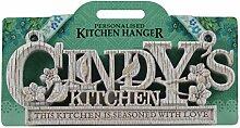 Küche Kleiderbügel Küche Plaque-Cindy