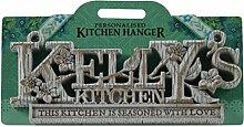 Küche Kleiderbügel Küche Plaque-Kelly