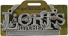 Küche Kleiderbügel Küche Plaque-Lori