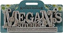 Küche Kleiderbügel Küche Plaque-Megan
