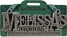 Küche Kleiderbügel Küche Plaque-Melissa